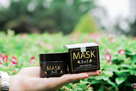 Mặt nạ dưỡng da cao cấp MASK 3 IN 1