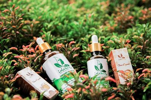 Cách trị mụn từ thiên nhiên với Tinh chất tái tạo da Loha Beauty